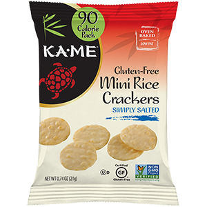 Mini Rice Crackers