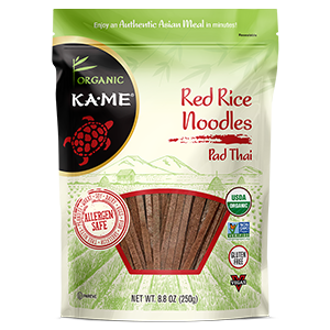 KAME Dry Noodles Red Rice Pad Thai