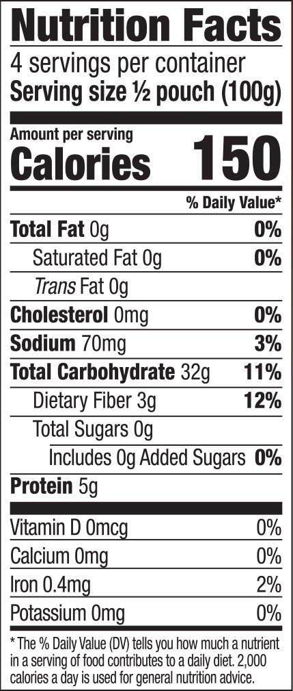 Soba Stir-Fry Noodles Nutrition Facts